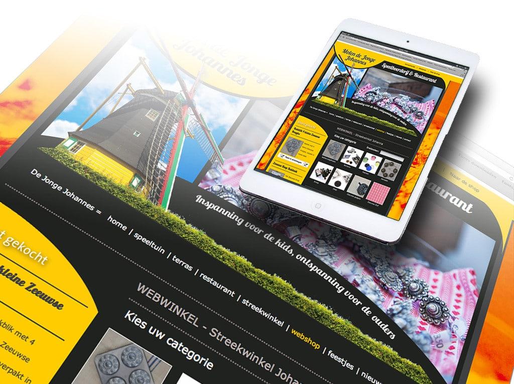 Webdesign De Jonge Johannes
