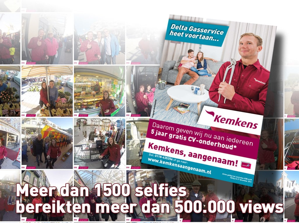 Marketingcampagne Kemkens