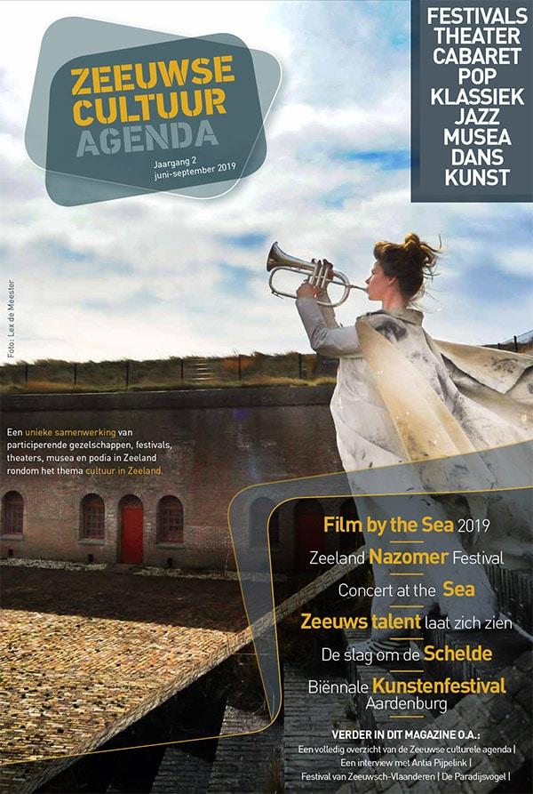 Zeeuwse Cultuur Agenda eerste uitgave