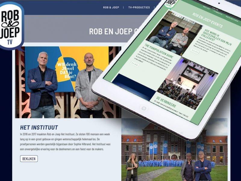 website-rob-en-joep