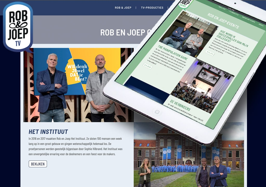 website-rob-en-joep